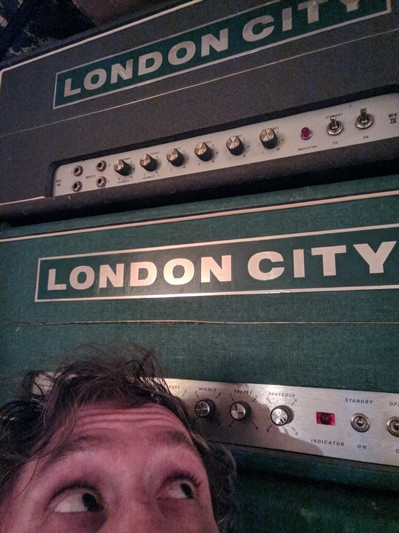 London Cities and Me