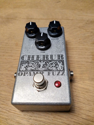 Cherub Opamp Big Muff