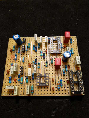Darkglass B3K board